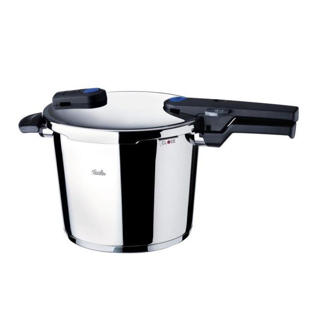Fissler ® Vitaquick 8.5 Quart Pressure Cooker