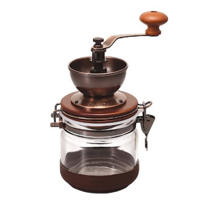 Hario ® Canister Ceramic Coffee Mill