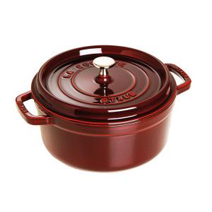 Staub ® Grenadine Enameled Cast Iron Round Cocotte