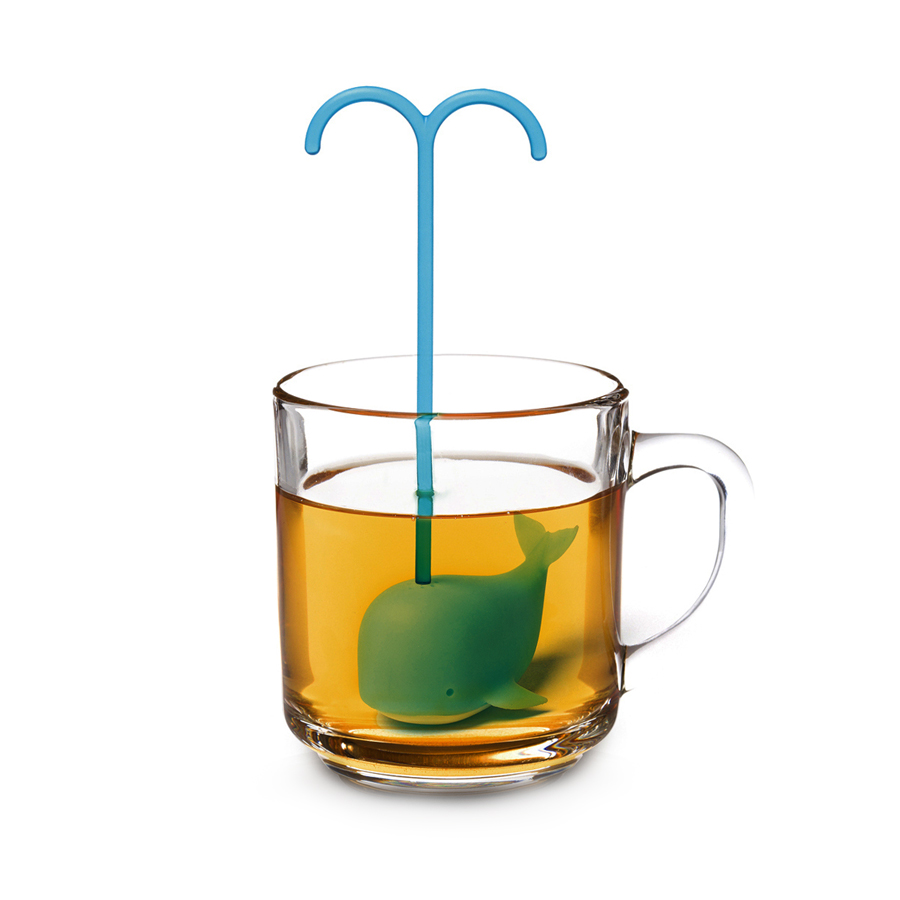 Fred & Friends ® Brew Whale Tea Infuser